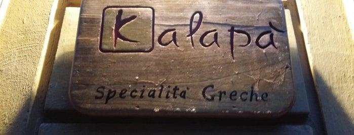 Kalapà is one of Lugares favoritos de RegazzinoFromhell.