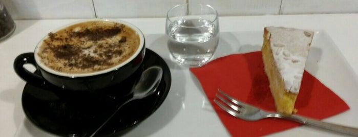 Cappuccino DOC is one of Roma Comer.