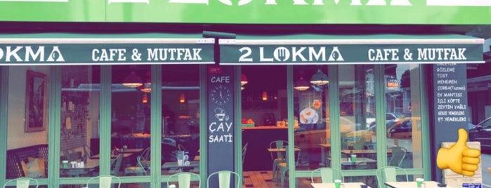 2 LOKMA is one of اسطنبول.