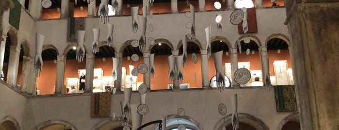 T Fondaco dei Tedeschi by DFS is one of สถานที่ที่ Alan ถูกใจ.