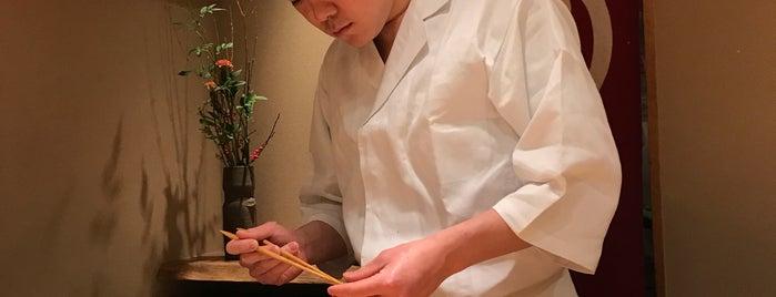 Sushiya is one of Tokyo Sushi.
