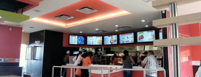 Kentucky Fried Chicken KFC is one of Locais curtidos por Jonathan.