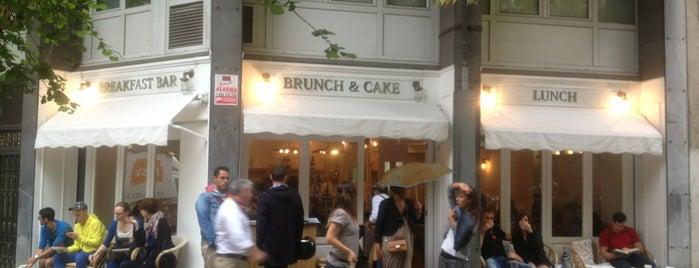Brunch & Cake is one of Barcelona.