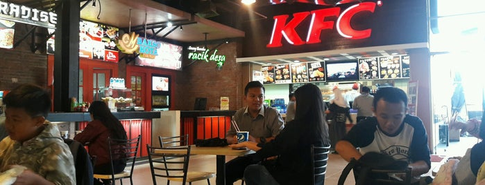 KFC is one of Via's.