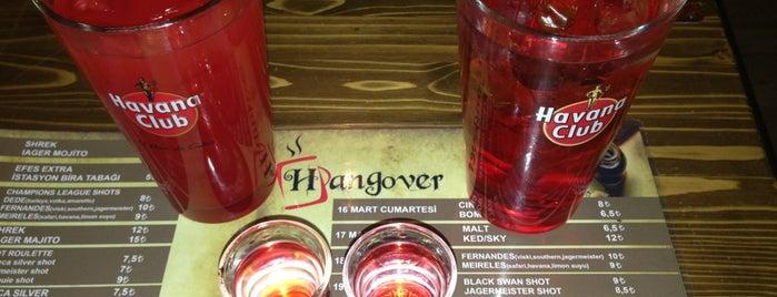 Hangover is one of yenilesi.