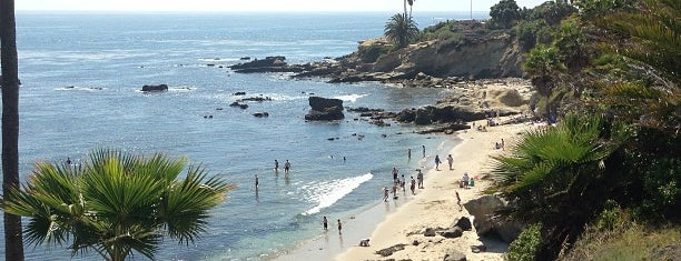 Heisler Park is one of OC.