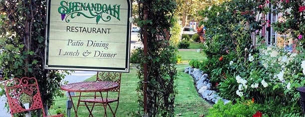Shenandoah at The Arbor is one of Southern California Foodie Adventure.