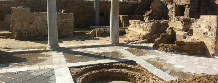 Caesarea Hippodrome is one of Israil.