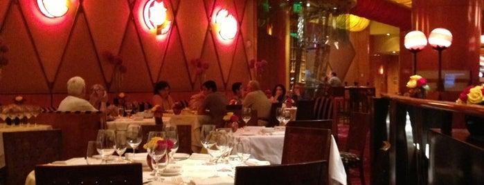 Osteria Del Circo is one of onstar Las Vegas.