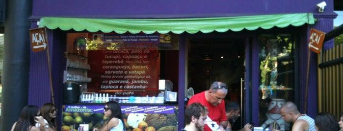Amazônia Soul is one of RJ.
