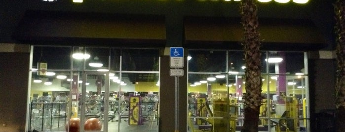 Planet Fitness is one of Favorite Places to visit!.