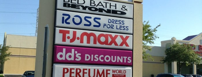 T.J. Maxx is one of Orlando.