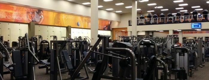 LA Fitness is one of Lieux qui ont plu à Eric.