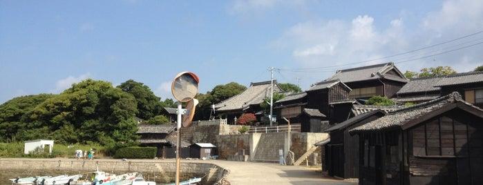佐久島 is one of Visit Nagoya.