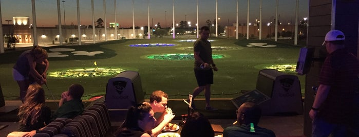 Topgolf is one of Houston, TX.