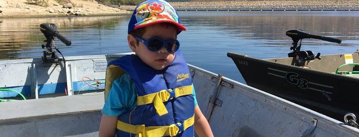 Lake Poway Recreation Area is one of Locais curtidos por Duyen.