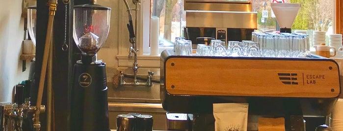Escape Lab is one of Cafés-torréfacteurs Montréal.