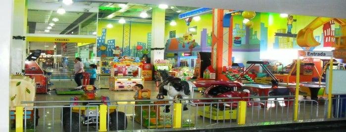 Happy City Mega Mall is one of Tempat yang Disimpan Parque Happy City.