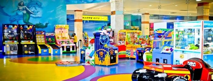 Happy City is one of Tempat yang Disimpan Parque Happy City.
