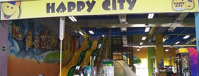 Happy City Unicentro Cúcuta is one of Tempat yang Disimpan Parque Happy City.