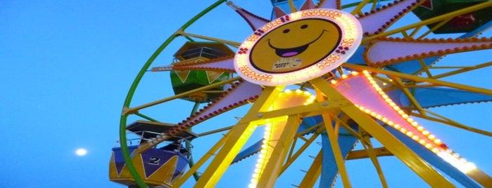 Happy City Alcaraván is one of Tempat yang Disimpan Parque Happy City.