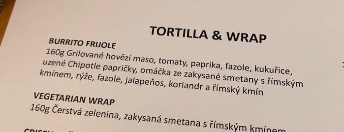 Café bar Lampičky is one of Tbc.