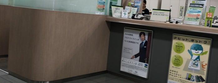 三井住友銀行 関目支店 is one of 大阪市城東区.