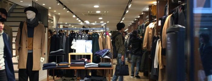 SHIPS 京都店 is one of Locais curtidos por ZN.