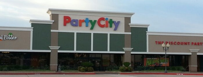 Party City is one of ESTHER 님이 좋아한 장소.