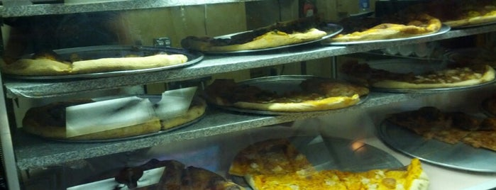 Ernesto's Pizza is one of Restaurants I Have Been To (Boston).