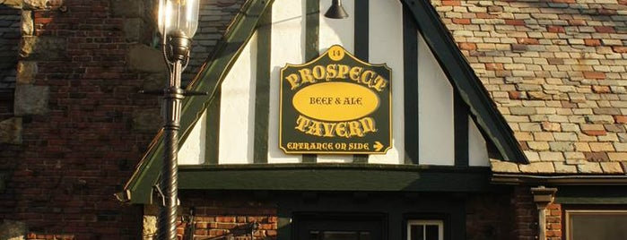 Prospect Tavern is one of Locais curtidos por Michael.