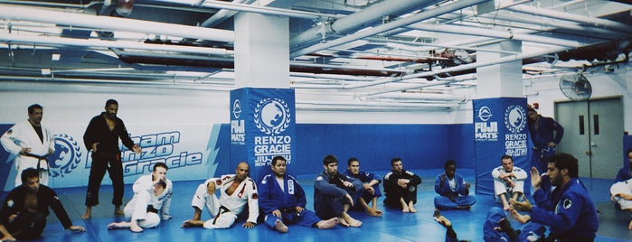 Renzo Gracie Academy is one of Midtown.
