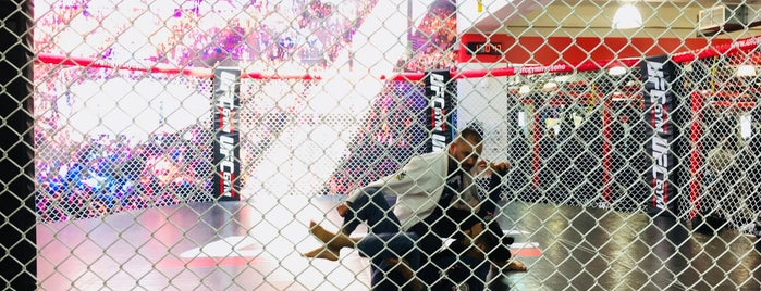 UFC NYC - SoHo is one of Orte, die Devin gefallen.