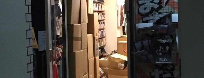 西荻アンノンレコード is one of 西荻窪の古本と中古レコード店.