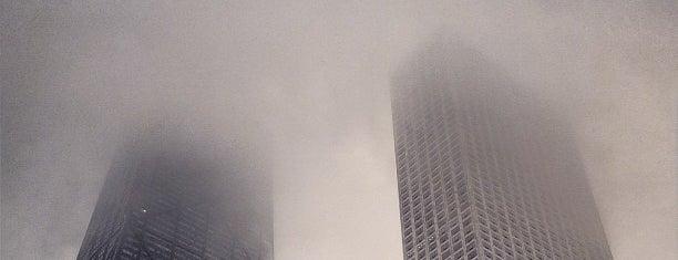 Park Hyatt Chicago is one of Condé Nast Traveler Platinum Circle 2013.