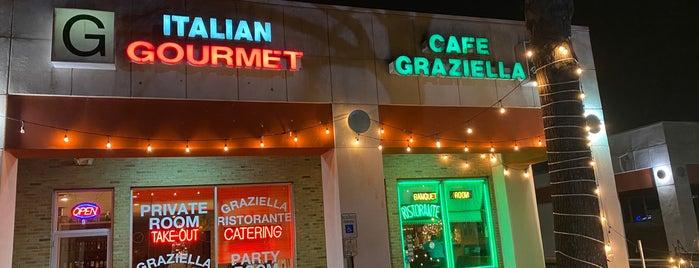 Cafe Graziella is one of Tempat yang Disukai Craig.