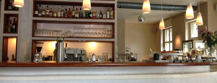 Café Liebling is one of Sebastians All-Time-Favorites.