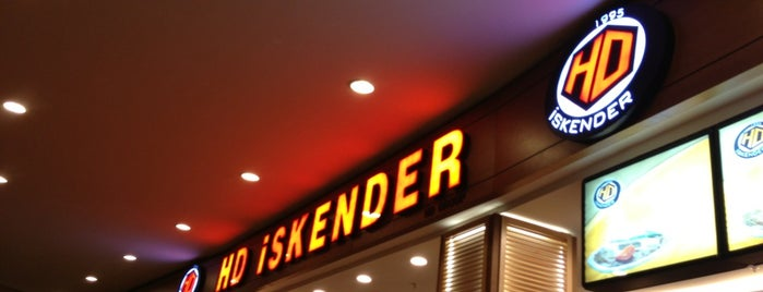 HD İskender is one of Locais curtidos por MEHMET YUSUF.
