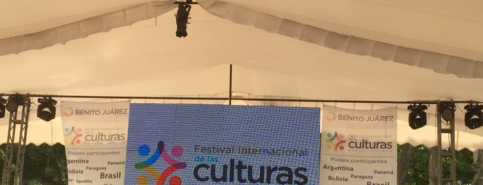 Festival Internacional De Las Culturas is one of Marco 님이 좋아한 장소.