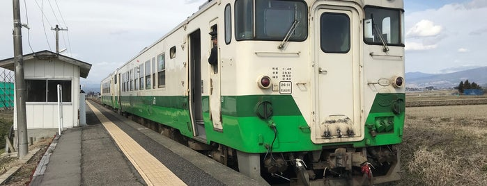Wakamiya Station is one of JR 미나미토호쿠지방역 (JR 南東北地方の駅).