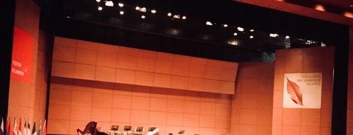 Bi̇fo - Borusan İstanbul Filarmoni Orkestrası is one of İstanbul Kafası.