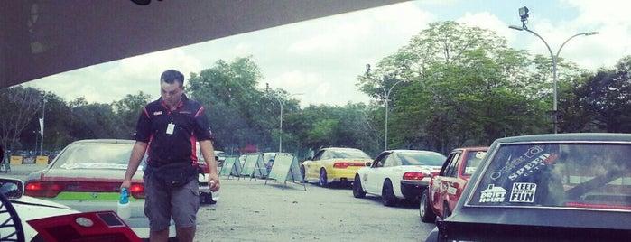 Speed City Kuala Lumpur is one of Hirman Evo ®  님이 저장한 장소.