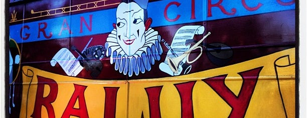 Circo Raluy is one of Barcelona.