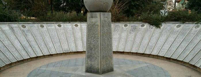 Heights WWII Memorial is one of Jared'in Beğendiği Mekanlar.