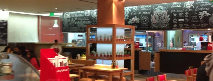 Vapiano is one of Doha.
