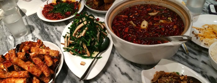 Sichuan House is one of Melbs.
