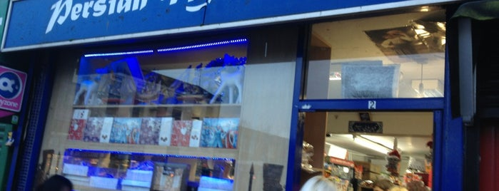 Persian Mini Market is one of Global Nottingham.