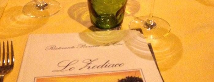 Lo Zodiaco is one of capri.