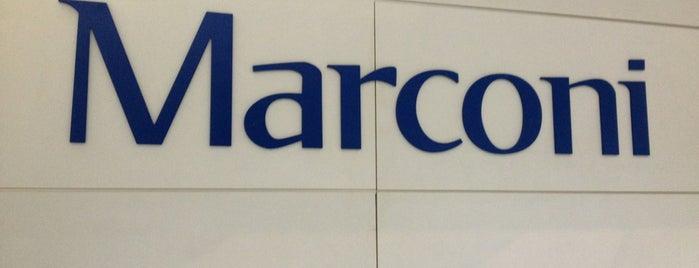MetroBs Marconi is one of Stazioni Metro Brescia.