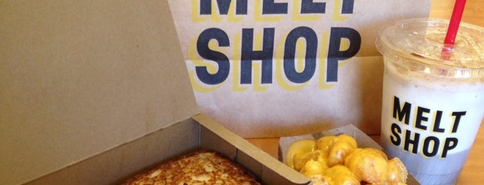 Melt Shop is one of Eats to Try.